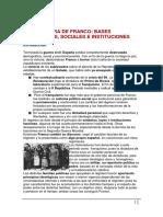 TEMA 11  REGIMEN DE FRANCO 1939 1975