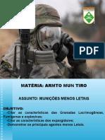 Instrução 06 -Municoes nao letais-Ten Brandão