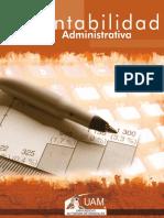 Modulo Contabilidad Administrativa