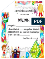 DIPLOMA INICIAL