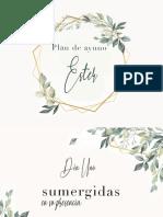 Ester-ayuno-grafico