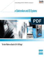 Compresor ZT37 Elektronikon MK5 - Software
