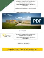 Apresentação de Gestão de Projectos- Gestão de Custos.pptx