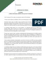 02-05-20 Confirma Gobernadora Subsidio a La Luz Para Los 72 Municipios