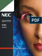 DE - SpectraView Profiler 5