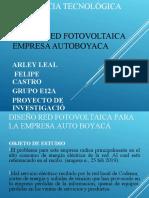 Vigilancia tecnológica (anteproyecto).ppt