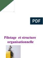 2- Pilotage et Organisation