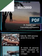 2.- El SUICIDIO