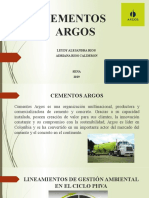 CEMENTOS ARGOS 4 P`S.pptx