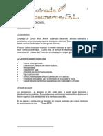 Informe de resultados UNE-EN 1275 y 1276