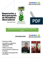 Taller de Reparacion de Bombillos Ahorradores 2018.pptx