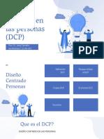 Diseño Centrado en Las Personas (DCP)