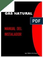 MANUAL DEL INSTALADOR DE GAS NATURAL ---  03-11-2019