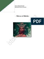 tema 1 Mircea cel Batran (2)