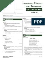 Português I - Compreensão Textual - Aula 3.pdf