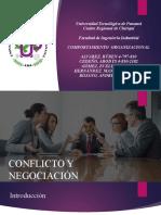 14 Conflicto y Negociacion