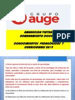 AMANECIDA VIRTUAL 2019 CONOCIMIENTOS PEDAGÓGICOS Y CURRICULARES OK