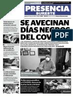 PDF Presencia 21 de Mayo de 2020