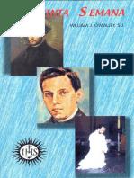 William J. O'Malley, S.J., LA QUINTA SEMANA