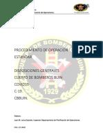 Procedimientos COVID19 C19