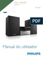 Philips Micro Music System Mcm2300 MANUAL Por
