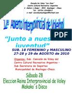12 torneo interprovincial