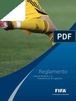 FIFA - Reglamento sobre el estatuto y la transferencia de jugadores