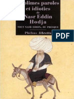 Nasr Eddin Hodja - Sublimes paroles et idioties- Jericho.epub