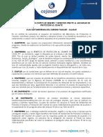 MANIFESTACION SUBSIDIO DE EMERGENCIA FOSFEC