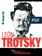 León Trotsky. Guía anticapitalista - Esme Choonara