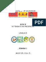 GUIA B - SEMANA 1