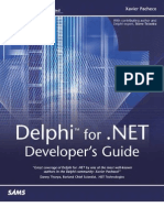 Delphi for .NET Developers Guide