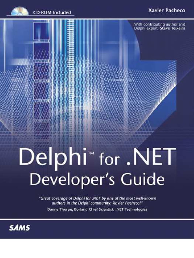 Delphi for developers guide component object model class delphi for developers guide component object model class computer programming baditri Gallery