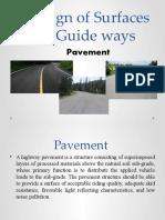 pavements