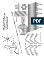 Paper Bacteriophage