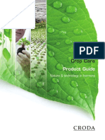 Croda Crop Care product guide 4th edition