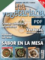 Cocina Vegetariana - Enero 2020
