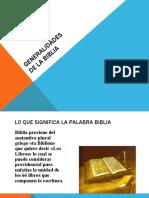 GENERALIDADES DE LA BIBLIA.ppt