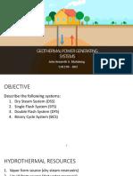 8. Geothermal