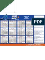 Citizen Matters Calendar 2011