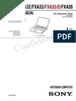 PCG-FXA32-FXA33-FXA35-FXA36