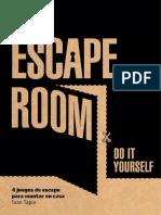 Escape Room DIY - Bomba