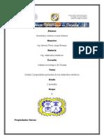 propiedades generales de los materiales metalicos