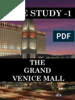 Case Study Venice