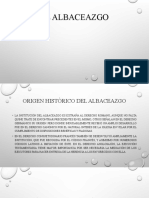Presentación EL ALBACEAZGO (1)