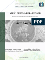 ARTE BÁRROCO