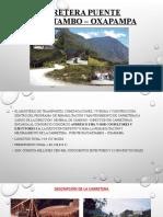 CARRETERA PUENTE PAUCARTAMBO – OXAPAMPA.pptx