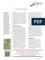 5. Core of IT Auditing