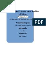 Tarea 3 de Fundamentos Del Curriculo Del Nivell Inicial