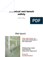 Chemical Wet Bench Safety-CEN